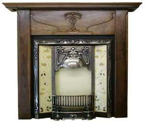 The Elmdon Mantel