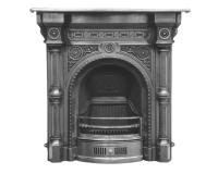 Tweed Victorian Cast Iron Combination Fireplace